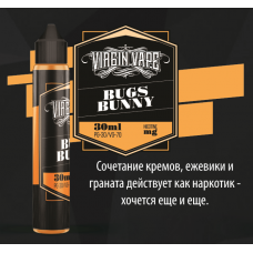 Жидкость Virgin Vape - Bugs Bunny - 30ml