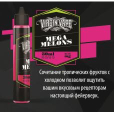 Жидкость Virgin Vape - Mega Melons - 30ml