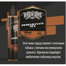 Жидкость Virgin Vape - Pomegranate Sex