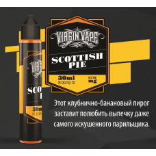 Жидкость Virgin Vape - Scottish Pie - 30ml