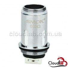 Испаритель Smok Coil Head 0.3ohm Dual Core для Vape Pen 22