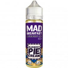 Жидкость Mad Breakfast - BLUEBERRY PIE - 60ml