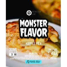 Жидкость Monster Flavor - Apple Pie