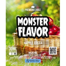 Жидкость Monster Flavor - Apple juice