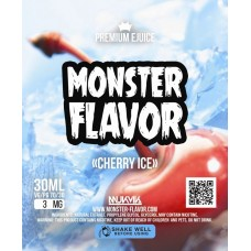 Жидкость Monster Flavor - Cherry Ice
