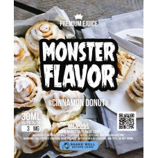 Жидкость Monster Flavor - Cinnamon donut