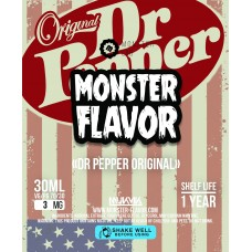 Жидкость Monster Flavor - Dr.Pepper Original