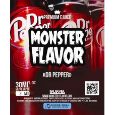 Жидкость Monster Flavor - Dr. Pepper
