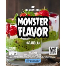 Жидкость Monster Flavor - Granola