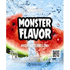 Жидкость Monster Flavor - High Watermelon