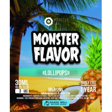 Жидкость Monster Flavor - Lollipops