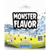Жидкость Monster Flavor - Melodic Melon
