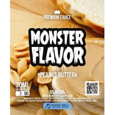 Жидкость Monster Flavor - Peanut butter