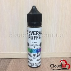 Жидкость Several Puffs - Kings Apple - 60ml