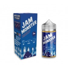 Jam Monster Blueberry 3 мг, 100 мл VG/PG 75/25