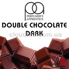 Ароматизатор Double Chocolate Dark [TPA]