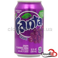 Ароматизатор Fanta Grape [Xi'an Taima]